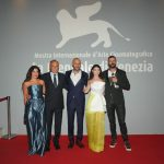 Amira Film receives a Standing Ovation in its World Premiere at the 78th Venice International Film Festival