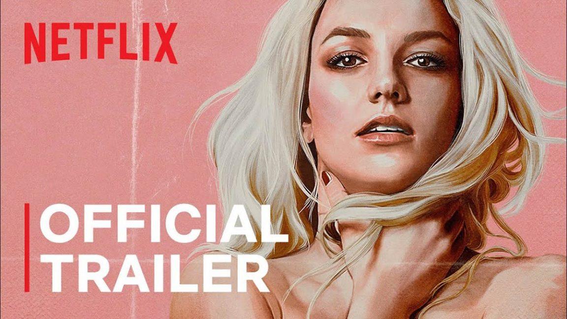 """Netflix Release the Trailer for Britney Spears' Documentary """"Britney vs Spears"""""""