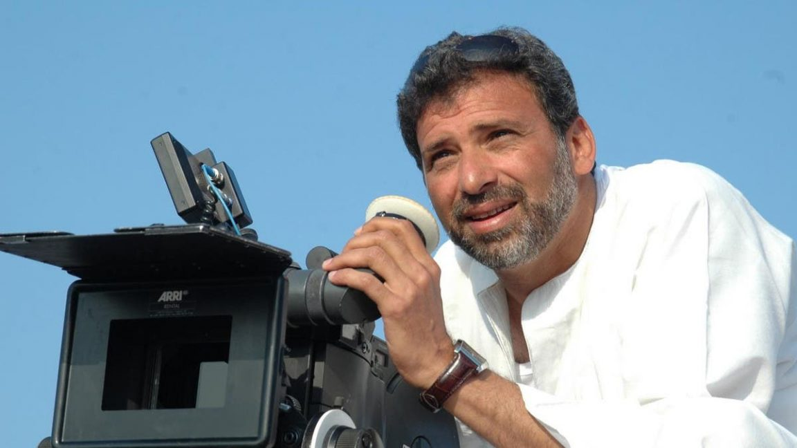 Film Director Khaled Youssef is Back in Egypt After 2 Years, and We Got Some Questions