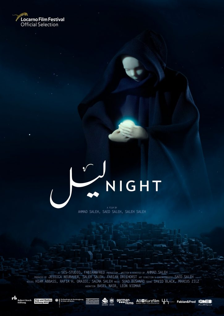 Director Ahmad Saleh's Film NIGHT Features a True Story of a Mother He Met in Palestine