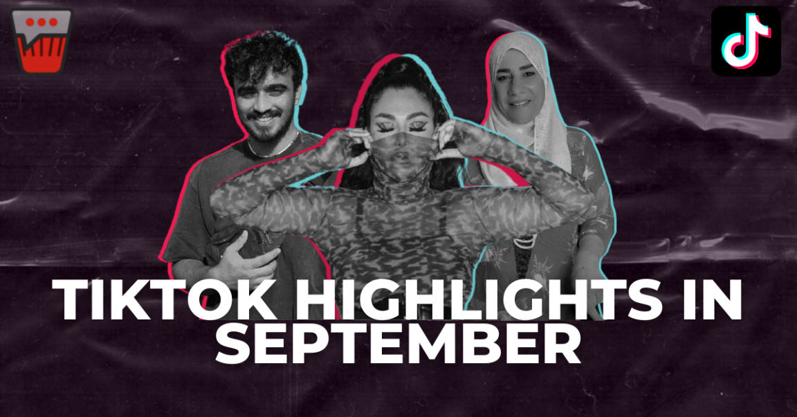 September on TikTok Highlighted Skin-care, Back to School, and Lunchbox Entertainment