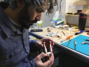 أحمد صالح يكشف تفاصيل صناعة فيلم التحريك ليل