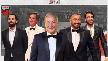 The Best Dressed Men in El-Gouna Film Festival in the 5th Edition
