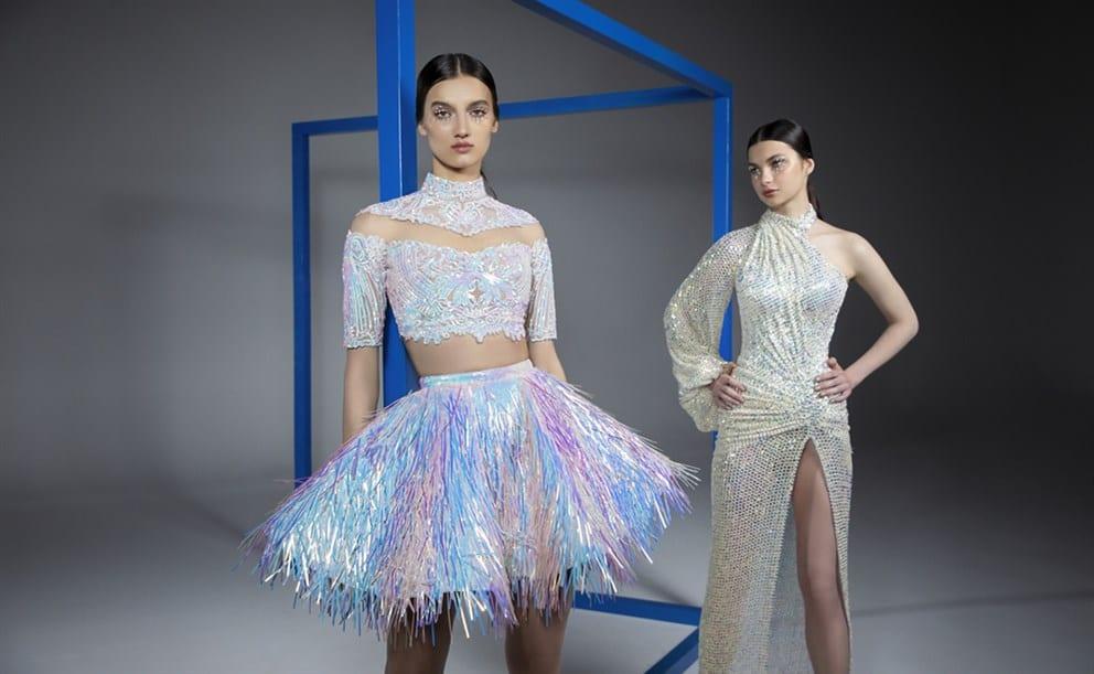 Retrospective 10 Collection by Rami Kadi Maison de Couture