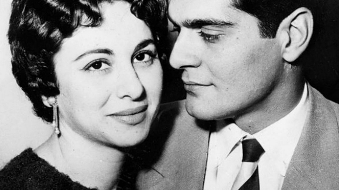 Don't Believe that Men Get intimidated by Successful Women? Just Look at Omar Sharif and Faten Hamama