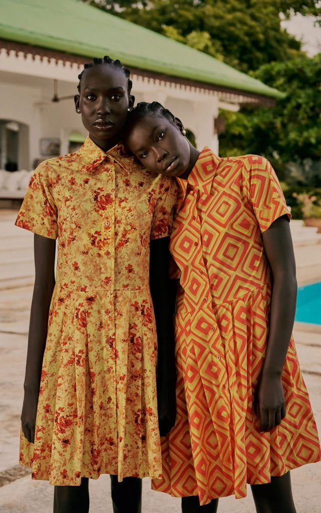 Eliza Christoph: The Luxury Ethical Fashion Brand Launched to Embody a Kenyan Sensibility With Color and Patterns