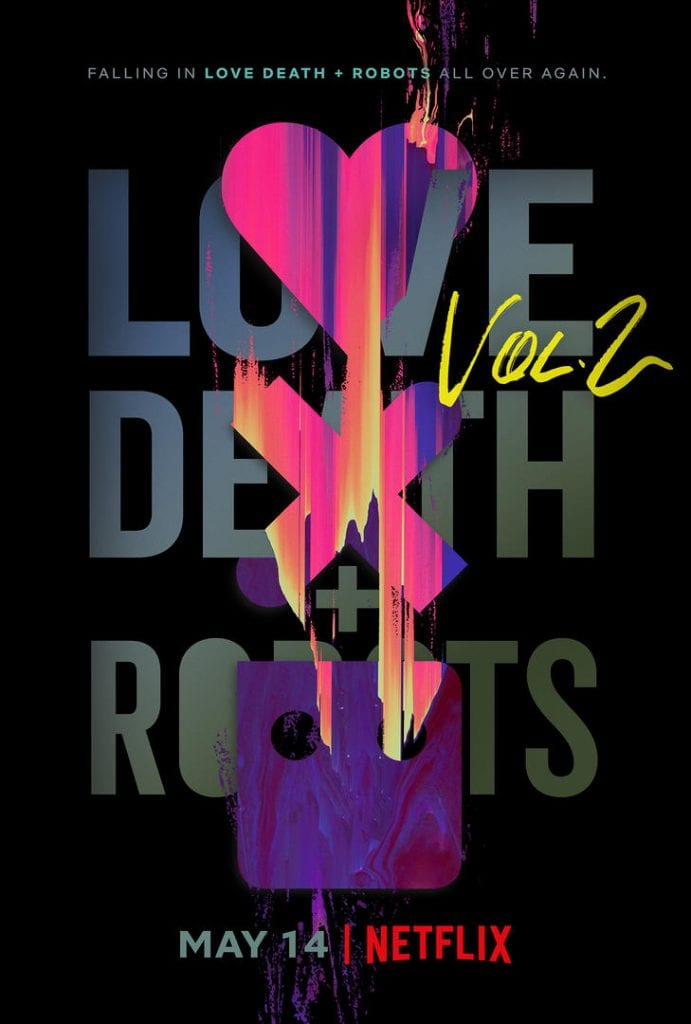 FIRST LOOK AT LOVE DEATH + ROBOTS VOLUME 2