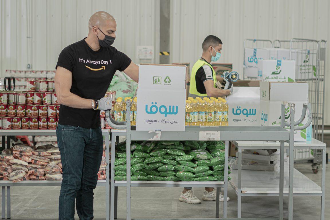 Amazon contributes to one million meals across the Arab World this Ramadan
