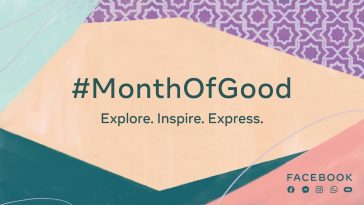 Facebook Apps celebrate a #MonthofGood this Ramadan