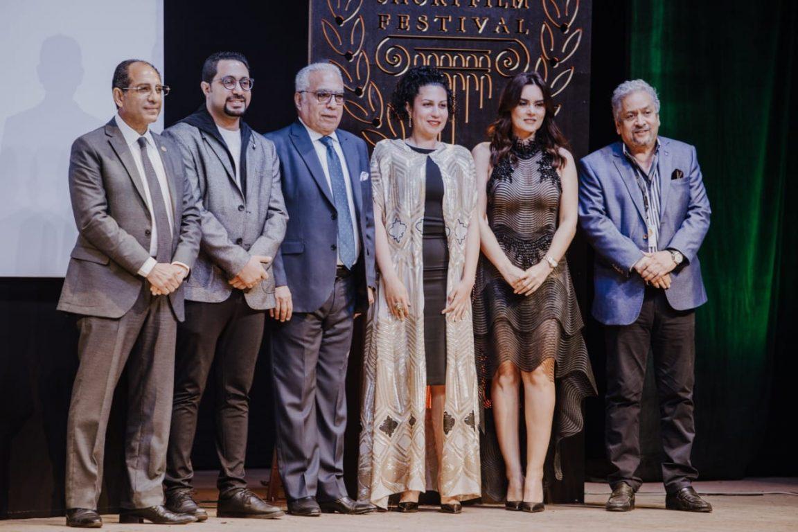 ريم العدل عضو لجنة تحكيم مهرجان الإسكندرية للفيلم القصير