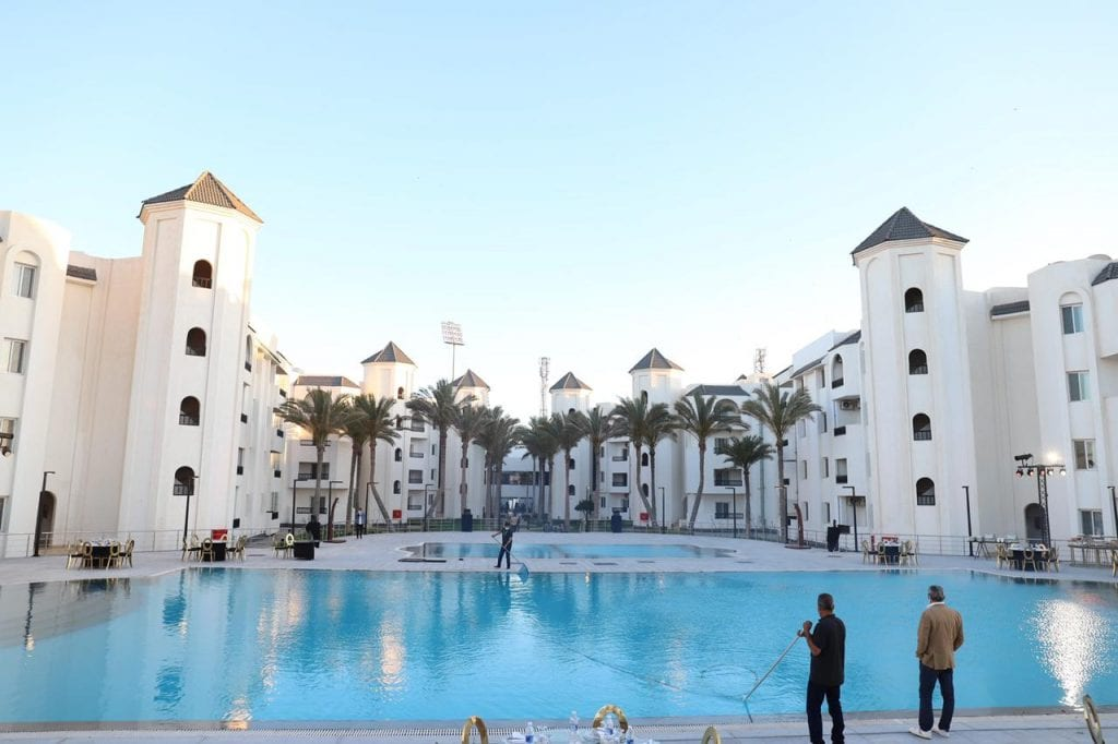 Palma Hotel Launched in PortSaid with more than EGP250mln investments