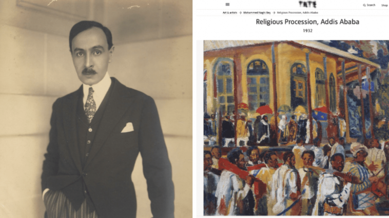 Effat and Mohamed Naghi's works will be exhibited amongst the French impressionists in Paris