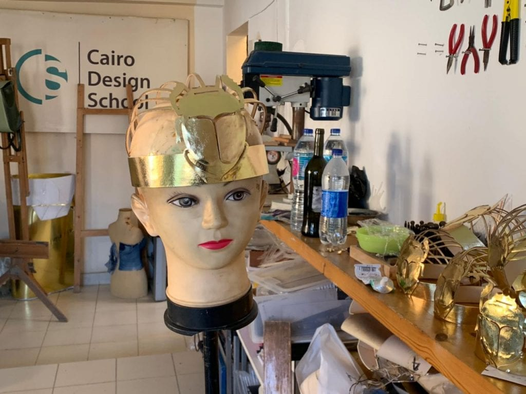 An Exclusive Behind the Scene Look at the Styling Behind the Royal Mummies Parade