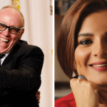 Mariam Naoum and Oscar-Winning Writer Terry George team up on 'The Alexandria Killings'