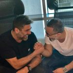 Wael Kfoury Records a TV Series Theme Songs for the first time with Hamdi Badr