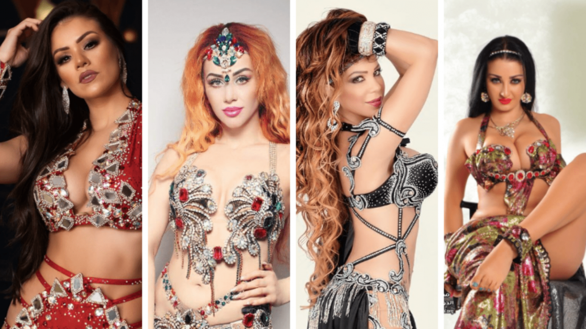 The Invasion Of The Foreign Belly Dancers In Egypt