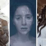 Logina Salah, Jamila Awad, Nesrin Amin and Vitiligo Makeup
