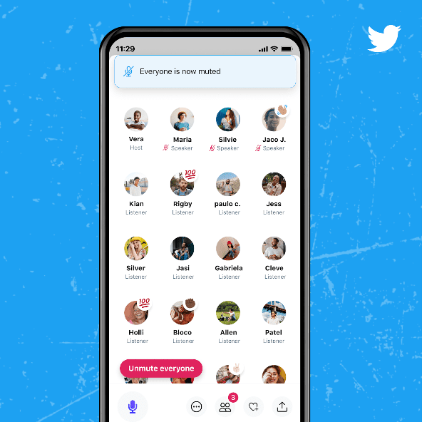 Twitter Spaces: All Accounts with 600+ Followers can now Host a Space, and Here's How!